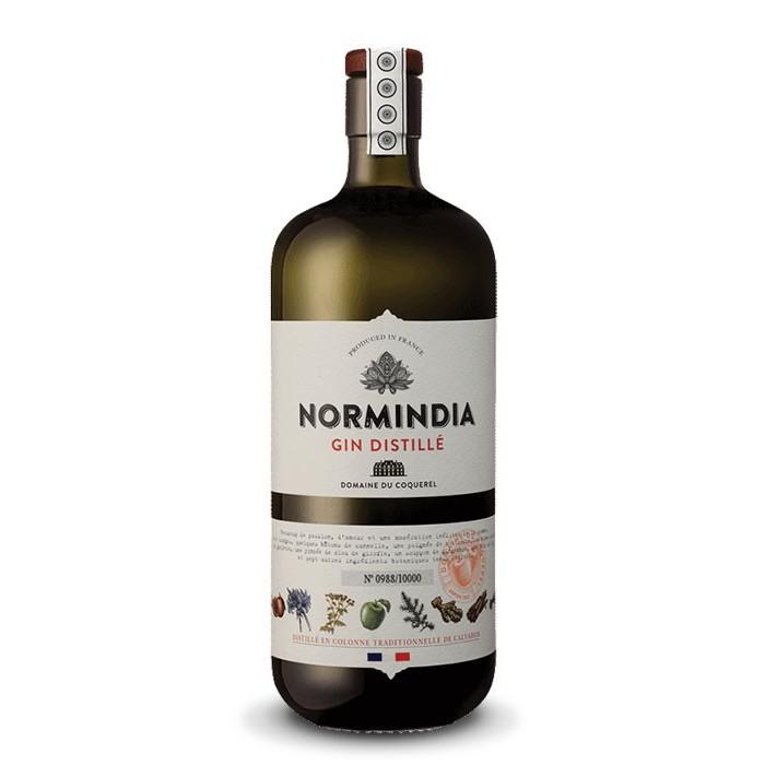 Gin Normindia Domaine du Coquerel