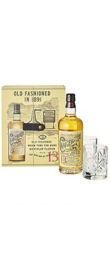 Whisky Craigellachie 13 ans Ecosse en coffret 2 verres