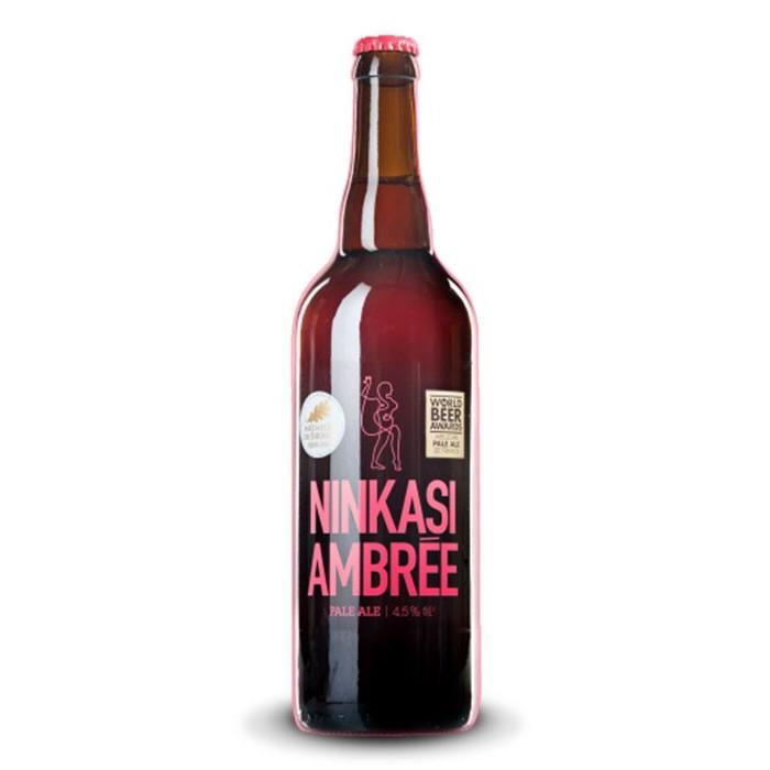 Bière Ambrée Ninkasi