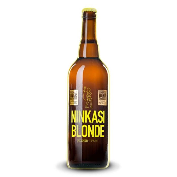 Bière Blonde Ninkasi