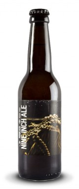 "Bière ""Nine Inch Ale"" Ninkasi"