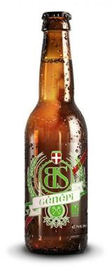 Bière BS Génépi Brasseurs Savoyards BIO
