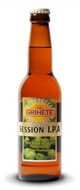 Bière Grihète Session IPA Brasserie Artisanale du Sud