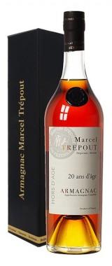 Armagnac 20 ans Marcel Trepout