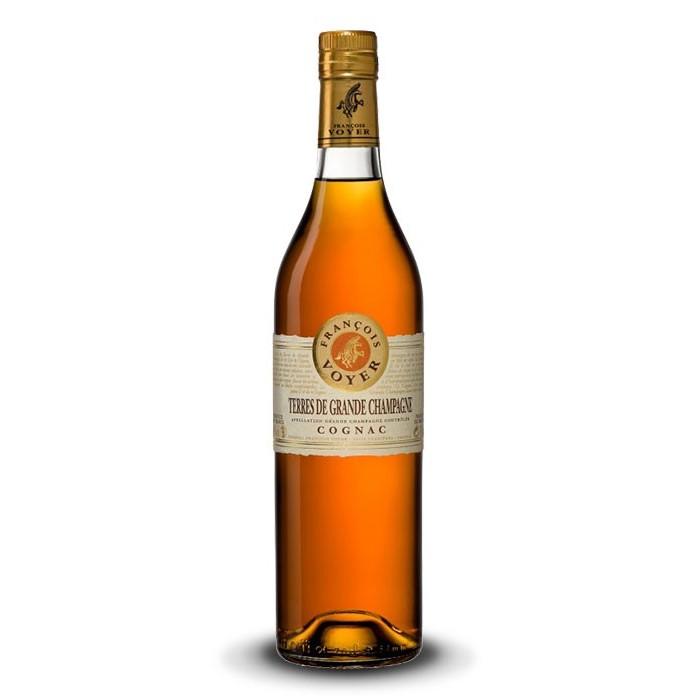 """Cognac """"Terres de Grande Champagne"""" 40° Maison Voyer"""