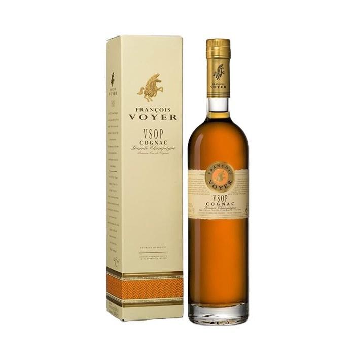 Cognac VSOP 40° Maison Voyer en étui