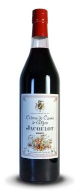Crème de Cassis de Dijon 18° Maison Jacoulot