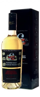 Whisky The 6 Isles Blended Malt 43° Ecosse