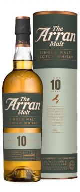 Whisky Arran 10 ans 46° Ecosse