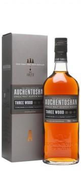 "Whisky Auchentoshan ""Three Wood"" 43° Ecosse en étui"