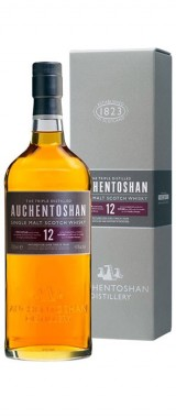 Whisky Auchentoshan 12 ans Single Malt 40° Ecosse en étui