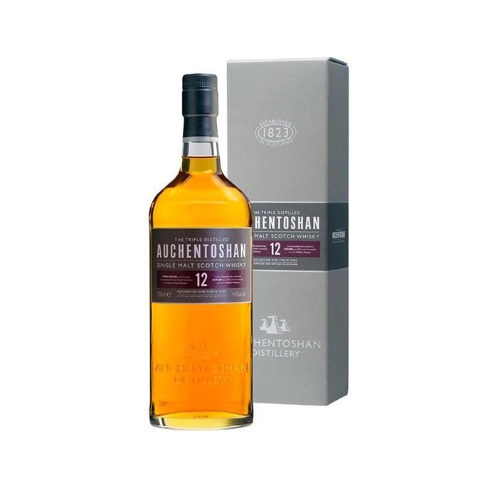 Whisky Auchentoshan 12 ans Single Malt 40° Ecosse en étui