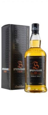 Whisky Springbank 10 ans Single Malt 46° Ecosse en étui