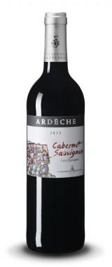 """IGP Coteaux de l'Ardèche """"Cabernet Sauvignon"""" 2017"""