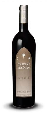 """AOP Les-Baux-de-Provence """"La Chapelle"""" Château Romanin BIO 2015"""