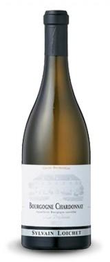 """Bourgogne Chardonnay """"La Présidente"""" Domaine Sylvain Loichet 2015"""