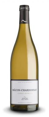 """Mâcon-Chardonnay Climat """"En Bout"""" Domaine des Crêts 2017"""