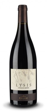 "Côtes-du-Rhône ""Lysis"" vieilli en fûts de chêne Maison Guyot 2015"