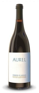 """Pézenas en Languedoc """"Aurel"""" Domaine Les Aurelles 2014"""
