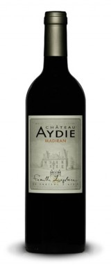 "Madiran ""Château d'Aydie"" Famille Laplace 2014"