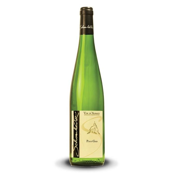 Pinot Gris Domaine Schoenheitz 2017