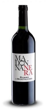 Rosso di Montalcino DOC Madonna Nera Italie 2015