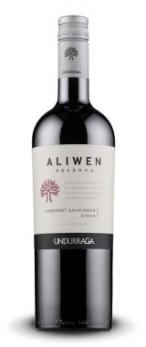 "Cabernet / Syrah ""Aliwen Reserva"" Undurraga Chili 2017"