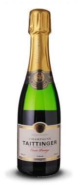 """1/2 Champagne Brut """"Prestige"""" Maison Taittinger"""