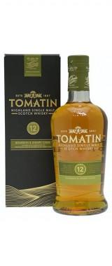 Whisky Tomatin 12 ans 43° Distillerie Tomatin Ecosse