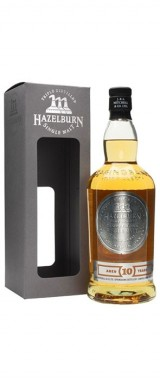 Whisky Hazelburn 10 ans Single Malt 46° Distillerie Springbank Ecosse