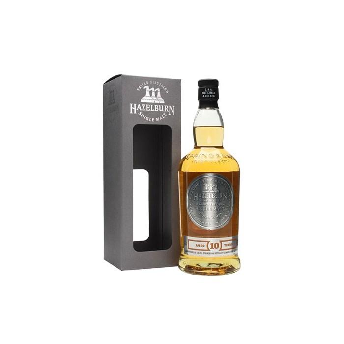 Whisky Hazelburn 10 ans Single Malt 46° Distillerie Springbank Ecosse