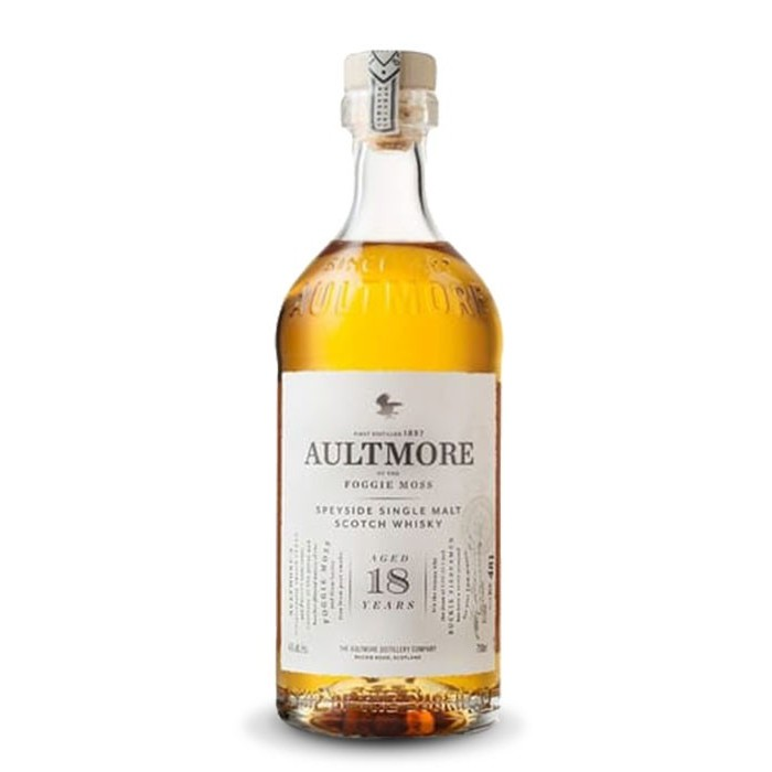Whisky Aultmore 18 ans 46° Ecosse