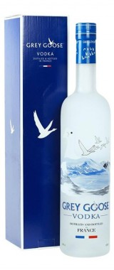 Vodka Grey Goose en coffret 40°