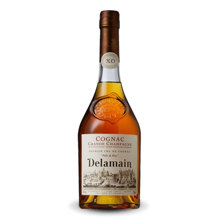 Cognac Grande Champagne Delamain Pale & Dry XO 40°