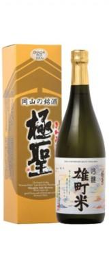 """Saké """"Ginjo Omachi-Mai"""" Distillerie Miyashita 15° Japon"""