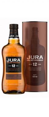 Whisky Jura 12 ans Ecosse en étui