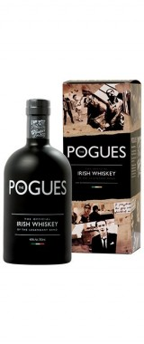 Whiskey The Pogues 40° Distillerie West Cork Irlande