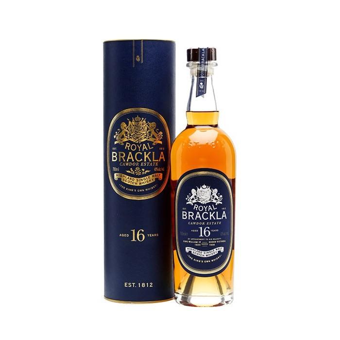 Whisky Royal Brackla 16 ans 40° Ecosse en étui