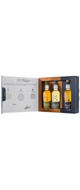 Whisky Benromach Triple Pack Ecosse en coffret 3x20cl