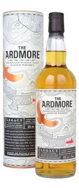 Whisky Legacy 40° Distillerie Ardmore en étui