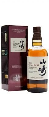 Whisky Distiller's Reserve 43° Distillerie Yamazaki en étui