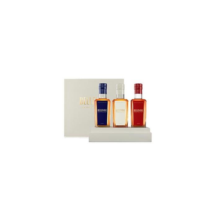"Coffret Whiskies français ""Bleu"