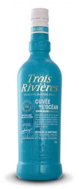 """Rhum Blanc """"Cuvée de l'Océan"""" Distillerie Trois Rivières Martinique"""
