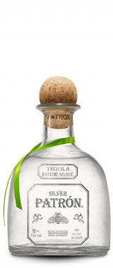 "Tequila Patron ""Silver"""